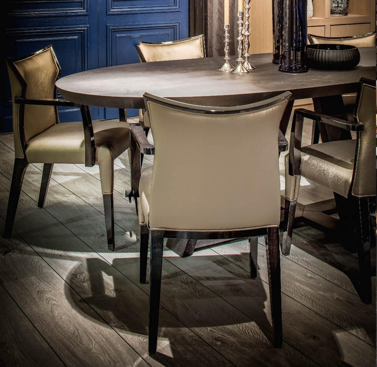 Eetkamertafel op maat - Mulleman meubelen