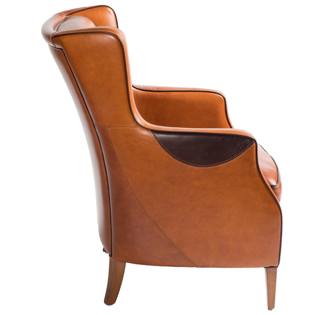 Agora hoog fauteuil Mulleman meubelen